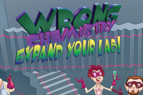 wrong chemistry expand your lab product banner