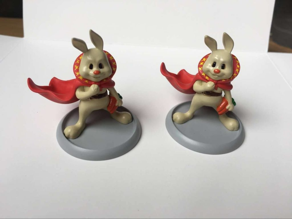 Master Rabbit - prepainted miniature